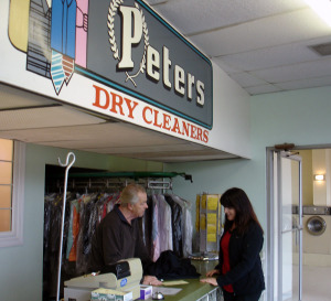 Dry Cleaners, Laundromat, Coin Laundry