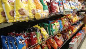 snacks,corner market,